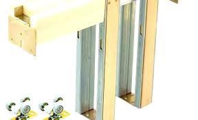 double pocket door lock install pocket door install pocket door install sliding door lock door pocket