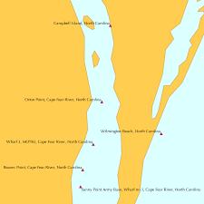 Orton Point Cape Fear River North Carolina Tide Chart