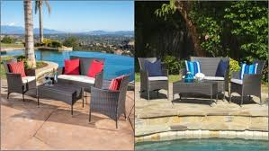 christopher knight outdoor furniture incredible patio furniture christopher knight home malta outdoor 4 piece