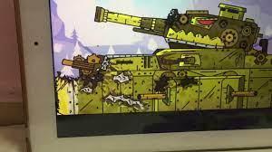 1️⃣ Xe tăng quỷ khổng lồ- phim hoạt hình xe tăng ™ Tin Tạp Chí