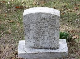 Marriah Anderson Wade (1858-1934) - Find A Grave Memorial