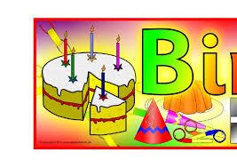 Sparklebox Birthday Charts Birthday Board Banner Sparklebox Best Banner Design 2018