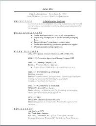 Examples Of Objectives To Put On A Resume What Objectives To Put On