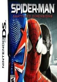 spider man shattered dimensions rom