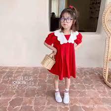 Đầm voan cao cấp cho bé gái đầm bé gái voan lụa, đầm voan trẻ em