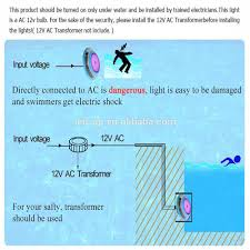 Swimming Pool Light Shock High Power Ce Rohs Dmx 512 Rgb Ip68 Underwater Swimming Pool Lights Pond Light Buy Pond Light Underwater Led Lights Underwater Led Product On