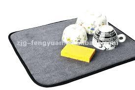 dish drying mat microfiber dish drying mat microfiber dish drying kitchen drying mat on