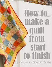 Best 25+ Beginner quilt patterns ideas on Pinterest | Beginner ... & Beginning Quilting Series Adamdwight.com