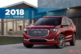 2018 gmc terrain in cedar rapids and iowa city