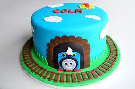 Enjoyable Thomas Cake Ideas Criptolabclub