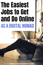 Easiest Online Jobs Whats The Easiest Job To Get And Do Online As A Digital
