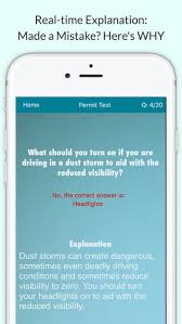 ‎maryland Test Prep Mva Store On Driving App The