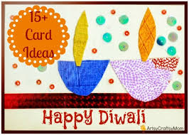 Ideas For Making Diwali Charts The Ultimate List Of 15 Diy Diwali Card Ideas For Kids To Make