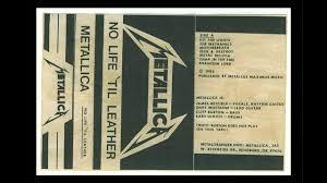 Metallica Hit The Lights Demo Metallica Hit The Lights No Life Til Leather 1080p Hd 1 7