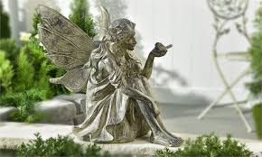 fairy garden statues. Cement Fairy Garden Statue Statues A