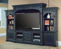 ... Wall Units, Breathtaking Black Entertainment Center Wall Unit Sauder Entertainment  Center Classic Cabinets With Drawers