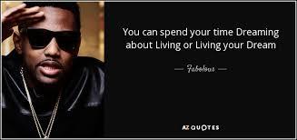 Fabolous Quotes Classy TOP 48 QUOTES BY FABOLOUS AZ Quotes