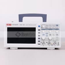 """<b>UNI T UTD2102CEX</b> 1GSa цифровой <b>осциллограф</b> 7 """"LCD 800 ..."""