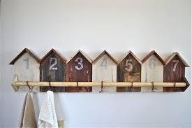 Cabin Coat Rack Cabin shaped Coat Rack Sawdust Girl 27