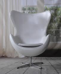 egg chair pearl white 1 arne jacobsen egg chair leather black