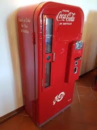 Vending Machine Auction Magnificent Coca Cola Vending Machine V48A 48 48% Original Catawiki