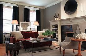 paint colors for low light roomsBenjamin Moore Kingsport Gray is one of the best neutral paint