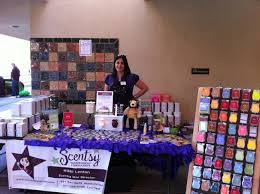 Scentsy Display Stand scentsy party ideas Elementary PTA Spring Fair Scent of a 86