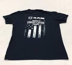 Ram America'S Longest Lasting Pickups Shirt Trucks USA Flag Funny ...