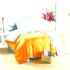burnt orange bedding sets quilt queen and grey comforter set