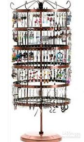 Rotating Earring Display Stands