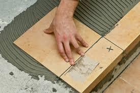 installing ceramic tile on concrete floor ceramics ideas intended for how to install ceramic tile floor
