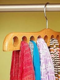 Scarf Hanger I got my at Amazon.