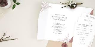 Pocket Wedding Invitations 100 Free Customized Samples