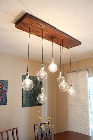 Modern Light Fixtures Dining Room Amazing Part 48 Of The Dining Room Saga So Shortly After The Table Was