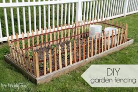 Beautiful Ideas Small Fences Cute Small Garden Fencing