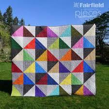 80 best Modern Quilt Patterns images on Pinterest | Books & Urban Scandinavian HST Quilt Pattern Adamdwight.com