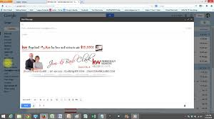 Your Professional Email Signature Email Letterhead Youtube