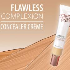 Thin Lizzy Concealer Colour Chart