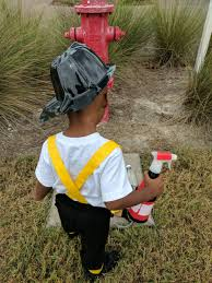 diy kid s firefighter costume diy firefighter costume