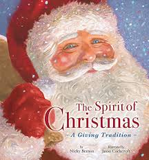 Image result for the spirit of christmas book