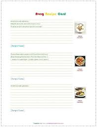 avery recipe card template avery card template hostingpremium co