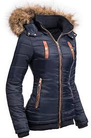 navahoo alina women s jacket quilted jacket winter jacket vegan 3 colours xs l