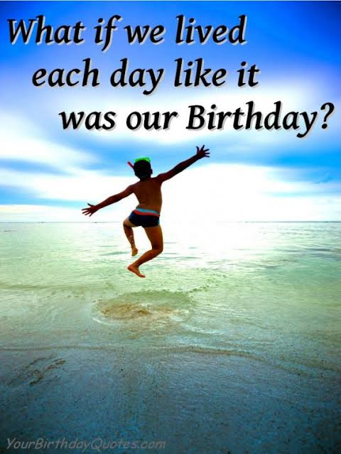 inspirational birthday quotes life