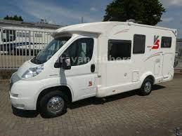 Reisemobil Joint V5 - Festbett - Sat/TV - Klima - Solar - AHK, 2009 kaufen  bei Truck1 Liechtenstein, ID: 5511338