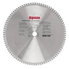 metal cutting circular saw blade. 72 tooth riptide dry metal cutting circular saw blade