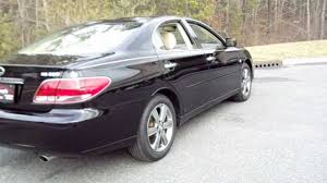 2006 Lexus es330 Black Diamond Edition, 69k - YouTube