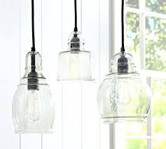 n glass pendant lights clear hanging kitchen light fixtures pendants um size mini for island uk