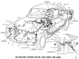65 mustang wiring harness diagram 65 download wirning diagrams 1965 mustang wiring diagram pdf at 65 Mustang Wiring Diagrams