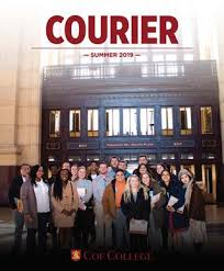 Coe College Courier Summer 2019 By Coe College Issuu
