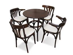 bentwood bistro chair. Bistro Table And 4 Bentwood Chairs Chair A